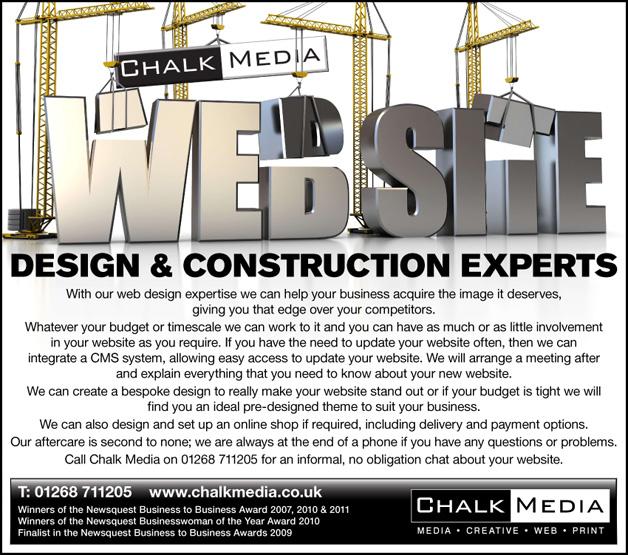 Website Design & Construction Experts